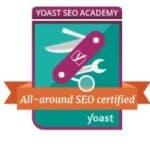 Yoast All-Around SEO Certification